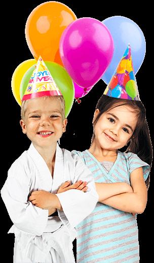 Martial Arts Ayala's Martial Arts Academy - Birthday Parties