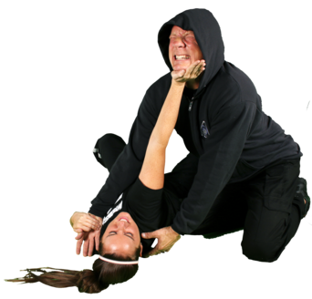 Ayala's Martial Arts Academy self-defense krav