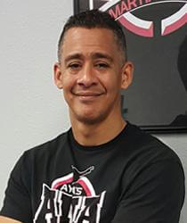 Ayala's Martial Arts Academy owner